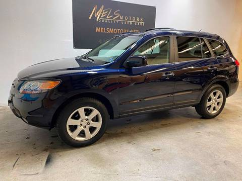 2007 Hyundai Santa Fe for sale at Mel's Motors in Nixa MO