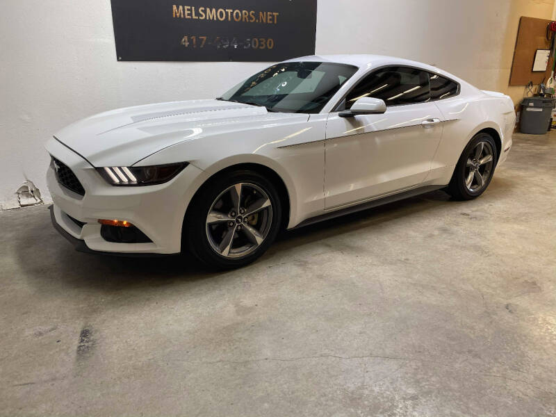 2016 Ford Mustang for sale at Mel's Motors in Nixa MO