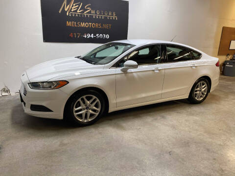 2016 Ford Fusion for sale at Mel's Motors in Nixa MO