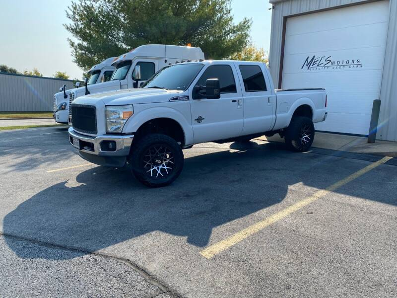 2012 Ford F-250 Super Duty for sale at Mel's Motors in Nixa MO