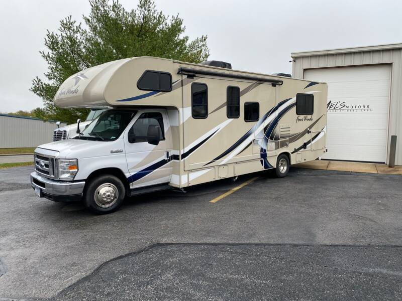 2018 Thor Industries Four Winds 28z for sale at Mel's Motors in Nixa MO