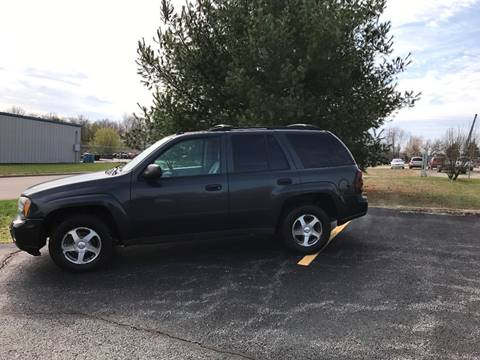 2006 Chevrolet TrailBlazer for sale at Mel's Motors in Nixa MO