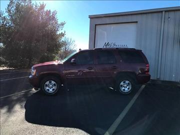2007 Chevrolet Tahoe for sale at Mel's Motors in Nixa MO