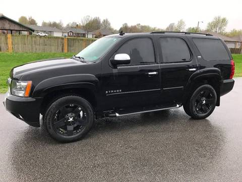 2008 Chevrolet Tahoe for sale at Mel's Motors in Nixa MO
