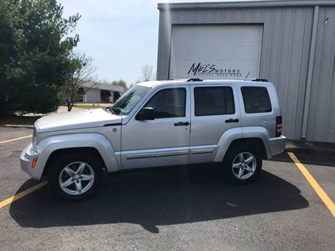 2010 Jeep Liberty for sale at Mel's Motors in Nixa MO