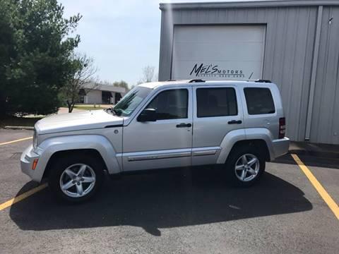 2010 Jeep Liberty for sale at Mel's Motors in Nixa MO
