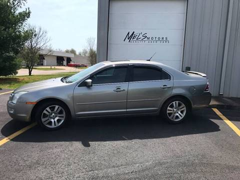 2009 Ford Fusion for sale at Mel's Motors in Nixa MO