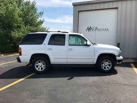 2004 Chevrolet Tahoe for sale at Mel's Motors in Nixa MO