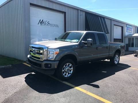 2014 Ford F-250 Super Duty for sale at Mel's Motors in Nixa MO