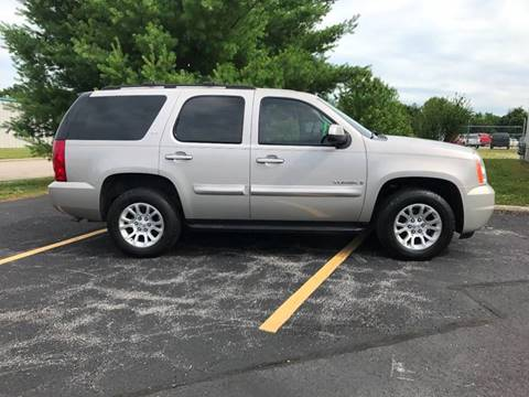 2007 GMC Yukon for sale at Mel's Motors in Nixa MO