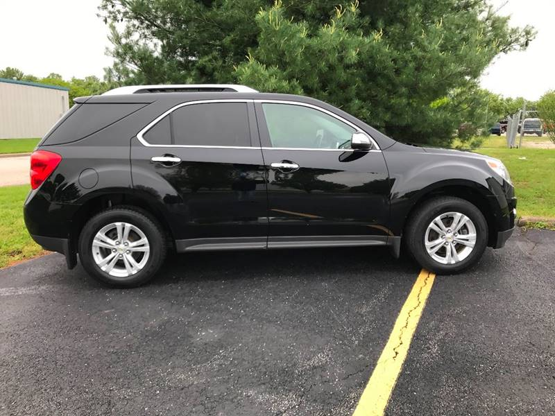 2011 Chevrolet Equinox for sale at Mel's Motors in Nixa MO