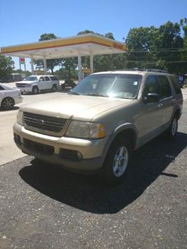 2002 ford explorer for sale in north carolina