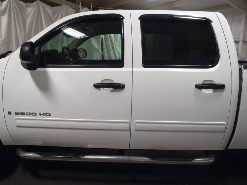 2009 GMC Sierra 2500HD for sale at Cass County Cars in Atlanta TX