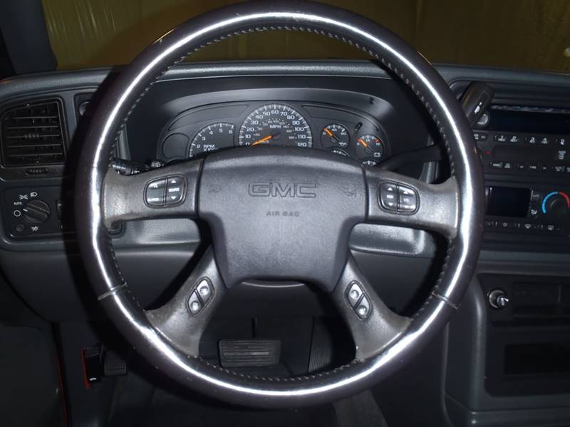 2006 GMC Sierra 1500 for sale at Cass County Cars in Atlanta TX