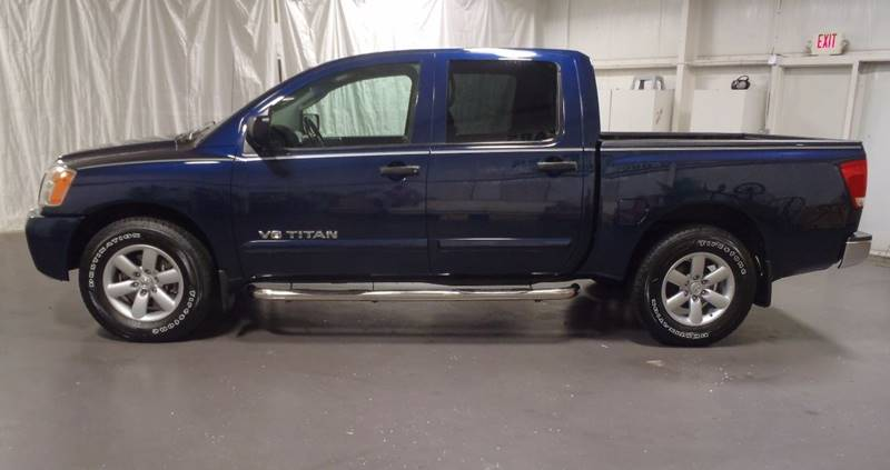 2011 Nissan Titan for sale at Cass County Cars in Atlanta TX