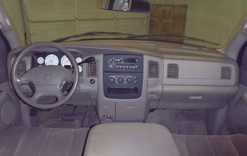 2003 Dodge Ram Pickup 3500 for sale at Cass County Cars in Atlanta TX