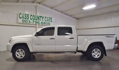 2006 Toyota Tacoma for sale at Cass County Cars in Atlanta TX