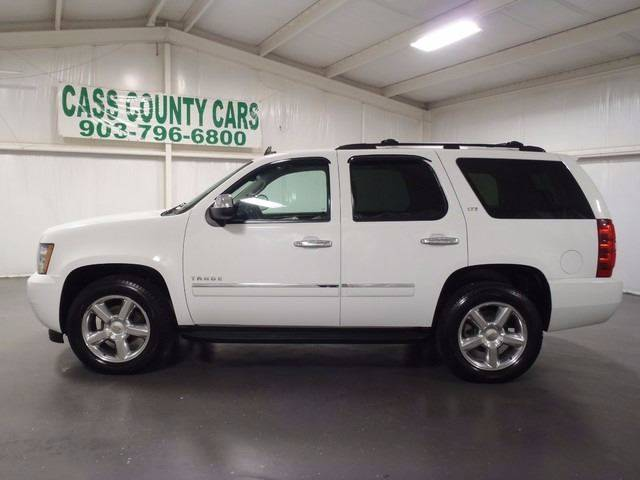 2012 Chevrolet Tahoe for sale at Cass County Cars in Atlanta TX
