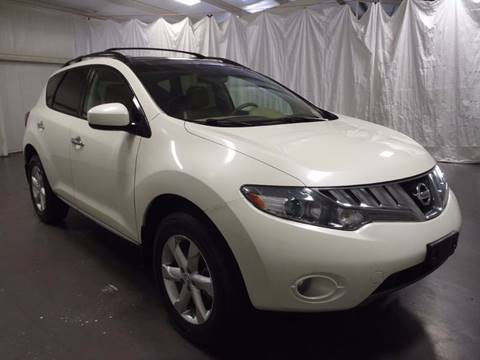2010 Nissan Murano for sale at Cass County Cars in Atlanta TX