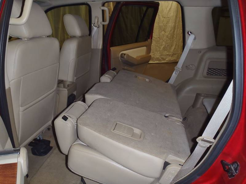 2008 Ford Explorer for sale at Cass County Cars in Atlanta TX