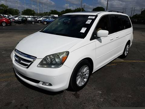 2005 Honda Odyssey for sale in Fort Lauderdale, FL