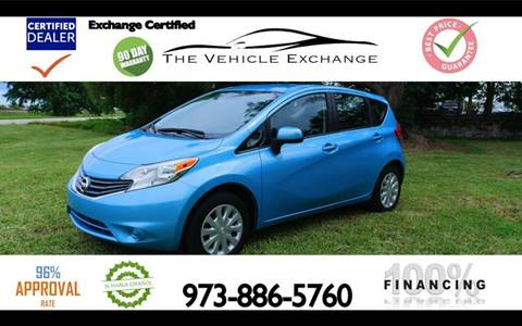 2014 Nissan Versa Note for sale in Fort Lauderdale, FL