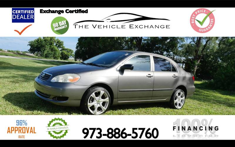 2008 Toyota Corolla for sale at The Vehicle Exchange Inc. in Fort Lauderdale FL