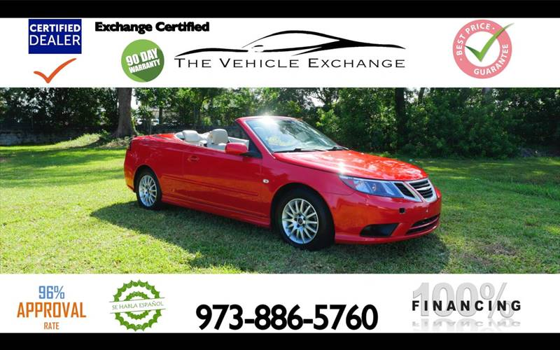 2008 Saab 9-3 for sale at The Vehicle Exchange Inc. in Fort Lauderdale FL