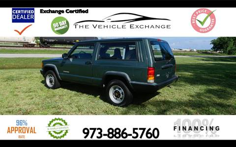2000 Jeep Cherokee for sale at The Vehicle Exchange Inc. in Fort Lauderdale FL