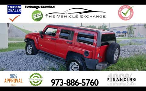 2006 HUMMER H3 for sale at The Vehicle Exchange Inc. in Fort Lauderdale FL