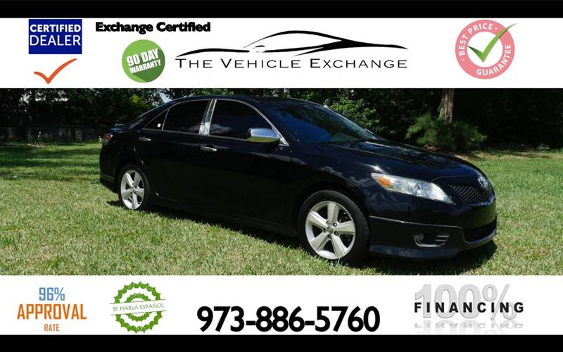2011 Toyota Camry for sale at The Vehicle Exchange Inc. in Fort Lauderdale FL