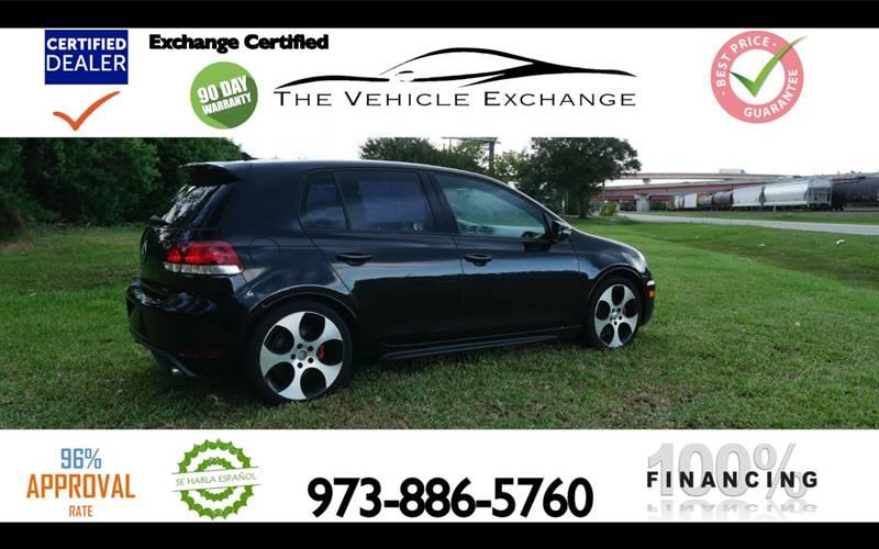 2011 Volkswagen GTI for sale at The Vehicle Exchange Inc. in Fort Lauderdale FL
