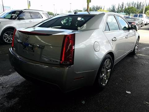 2008 Cadillac CTS for sale in Fort Lauderdale, FL