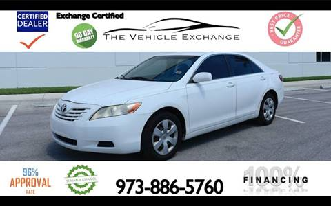 2007 Toyota Camry for sale in Fort Lauderdale, FL
