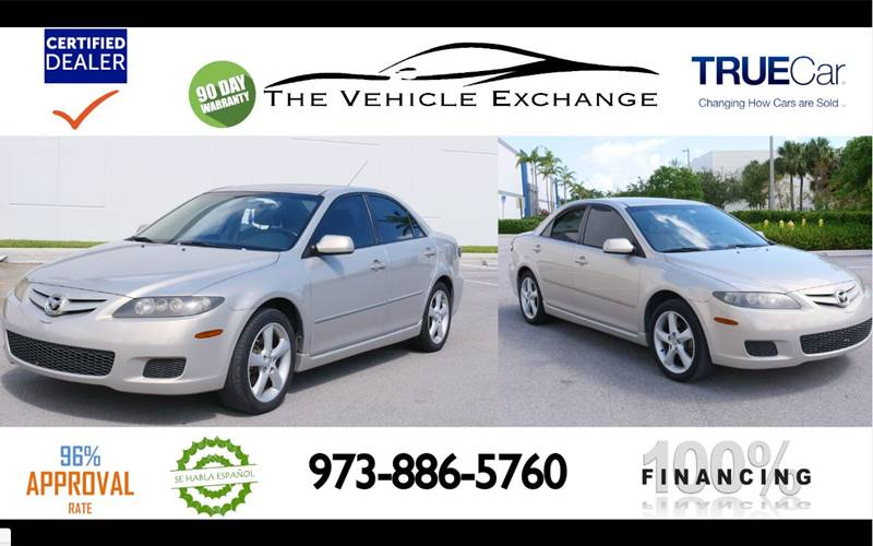 2007 Mazda MAZDA6 for sale at The Vehicle Exchange Inc. in Fort Lauderdale FL