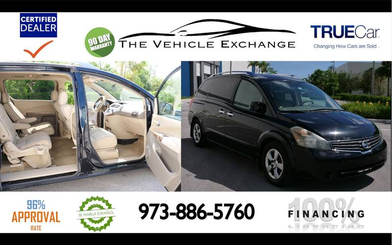 2007 Nissan Quest for sale at The Vehicle Exchange Inc. in Fort Lauderdale FL