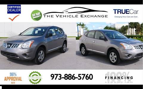 2013 Nissan Rogue for sale at The Vehicle Exchange Inc. in Fort Lauderdale FL