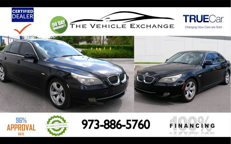 2008 BMW 5 Series for sale at The Vehicle Exchange Inc. in Fort Lauderdale FL
