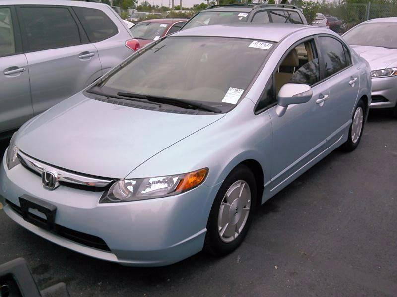 2006 Honda Civic for sale at The Vehicle Exchange Inc. in Fort Lauderdale FL