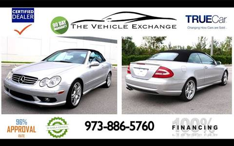 2005 Mercedes-Benz CLK for sale at The Vehicle Exchange Inc. in Fort Lauderdale FL