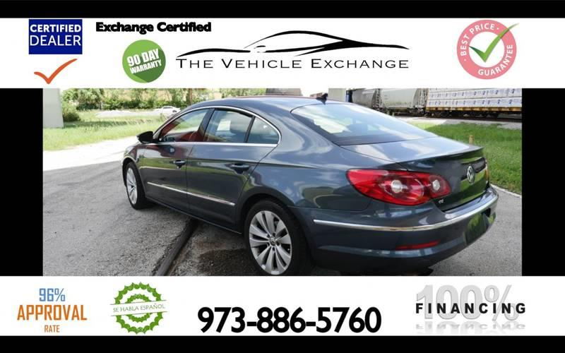 2010 Volkswagen CC for sale at The Vehicle Exchange Inc. in Fort Lauderdale FL