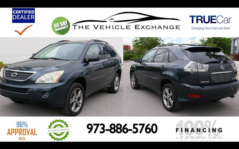 2006 Lexus RX 400h for sale at The Vehicle Exchange Inc. in Fort Lauderdale FL