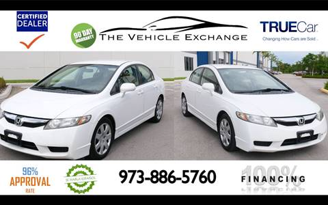 2009 Honda Civic for sale at The Vehicle Exchange Inc. in Fort Lauderdale FL