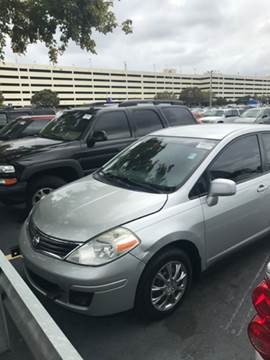 2011 Nissan Versa for sale in Fort Lauderdale, FL