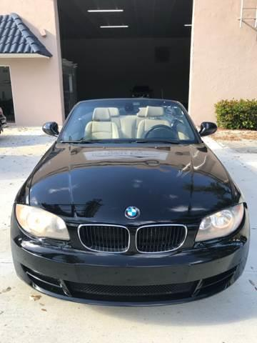 2011 BMW 1 Series for sale in Fort Lauderdale, FL