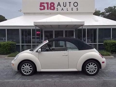 2005 Volkswagen New Beetle for sale in Norfolk, VA