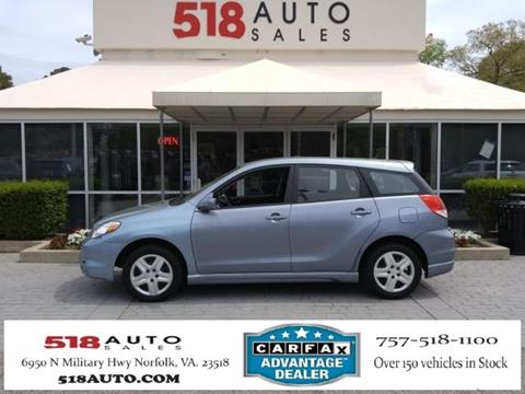 2004 toyota matrix for sale carsforsale 2004 toyota matrix for sale in norfolk va publicscrutiny Images