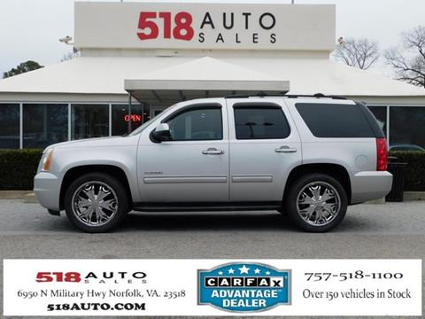 2010 GMC Yukon for sale in Norfolk, VA