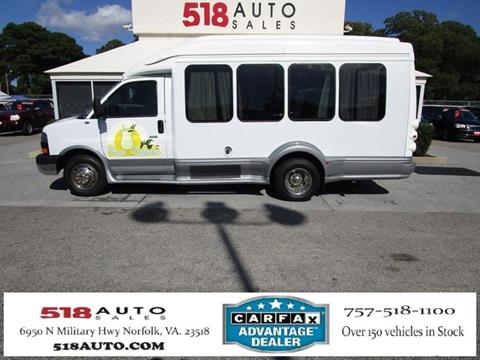 2007 GMC Safari Cargo for sale in Norfolk, VA
