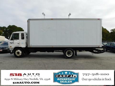 1989 UD Trucks UD2800 for sale in Norfolk, VA
